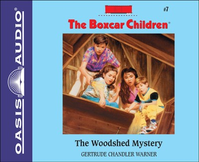 The Woodshed Mystery Unabridged Audiobook on CD  -     By: Gertrude Chandler Warner