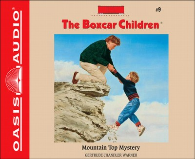 Mountain Top Mystery Unabridged Audiobook on CD  -     By: Gertrude Chandler Warner