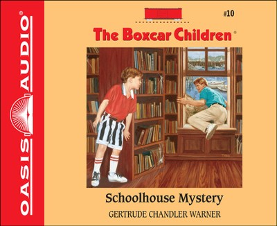 Schoolhouse Mystery Unabridged Audiobook on CD  -     By: Gertrude Chandler Warner