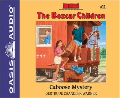 Caboose Mystery Unabridged Audiobook on CD  -     By: Gertrude Chandler Warner
