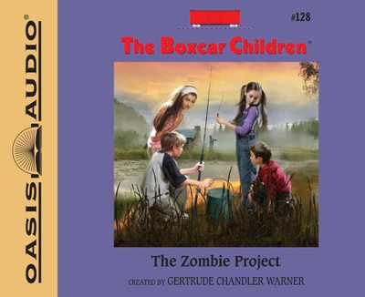 The Zombie Project Unabridged Audiobook on CD  -     By: Gertrude Chandler Warner