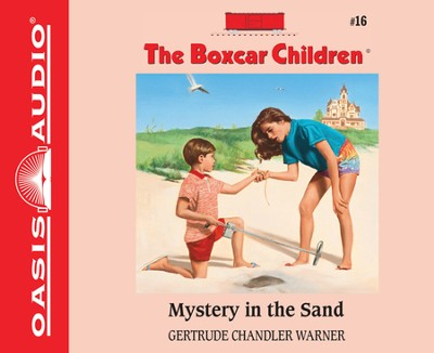 Mystery in the Sand - unabridged audiobook on CD  -     By: Gertrude Chandler Warner     Illustrated By: David Cunningham