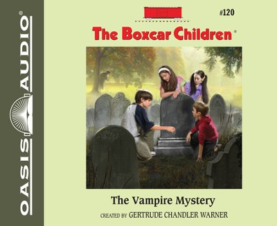 The Vampire Mystery - unabridged audiobook on CD  -     By: Gertrude Chandler Warner     Illustrated By: Robert Papp