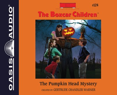 The Pumpkin Head Mystery - unabridged audiobook on CD  -     By: Gertrude Chandler Warner     Illustrated By: Robert Papp