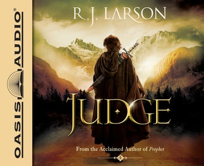 Judge Unabridged Audiobook on CD   -     By: R.J. Larson