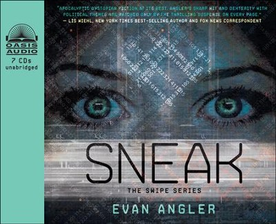 Sneak Unabridged Audiobook on CD  -     Narrated By: Barrie Buckner     By: Evan Angler