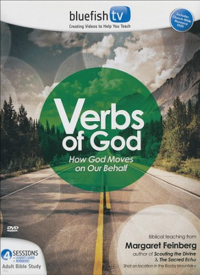 Verbs of God DVD Curriculum Kit  -     By: Margaret Feinberg