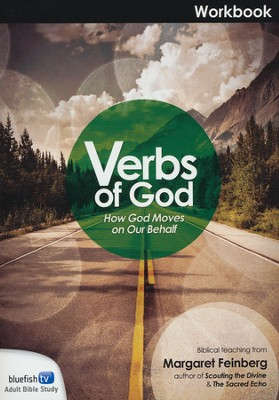Verbs of God Workbook  -     By: Margaret Feinberg