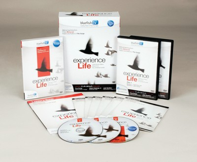 Experience Life DVD Curriculum Kit  -     By: Pete Briscoe