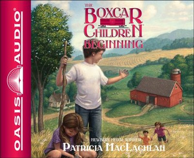 The Boxcar Children Beginning: The Aldens of Fair Meadow Farm Unabridged Audiobook on CD  -     Narrated By: Tim Gregory     By: Patricia MacLachlan