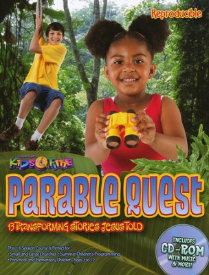Kidstime: Parable Quest   -