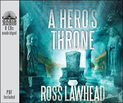 A Hero's Throne--Unabridged Audiobook on CD   -     Narrated By: Gary Dikeos     By: Ross Lawhead