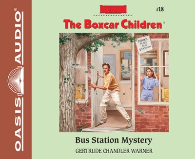 Bus Station Mystery Unabridged Audiobook on CD  -     By: Gertrude Chandler Warner