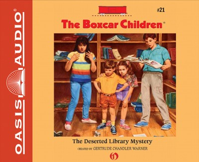 The Deserted Library Mystery Unabridged Audiobook on CD  -     By: Gertrude Chandler Warner