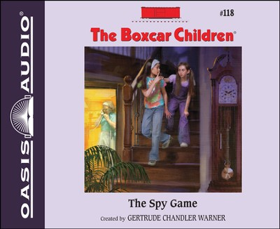 The Spy Game Unabridged Audiobook on CD  -     By: Gertrude Chandler Warner