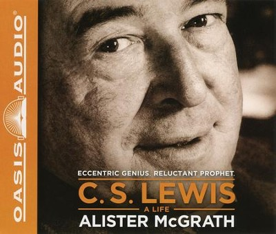 C.S. Lewis: A Life--Unabridged CD   -     By: Alister E. McGrath