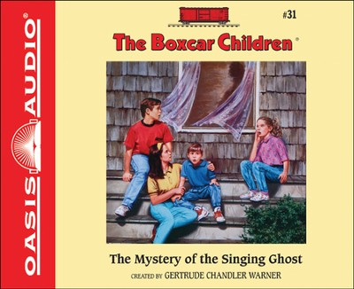 #31: The Mystery of the Singing Ghost Unabridged Audiobook on CD  -     By: Gertrude Chandler Warner