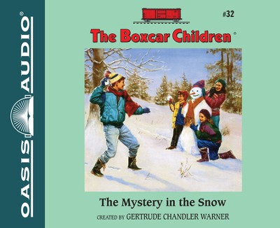 #32: The Mystery in the Snow Unabridged Audiobook on CD  -     By: Gertrude Chandler Warner