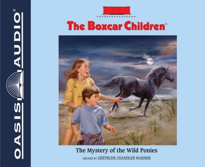 The Mystery of the Wild Ponies Unabridged Audiobook on CD  -     By: Gertrude Chandler Warner