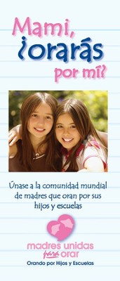 Moms in Prayer Brochure - Spanish, 25 Pack   -     By: Fern Nichols