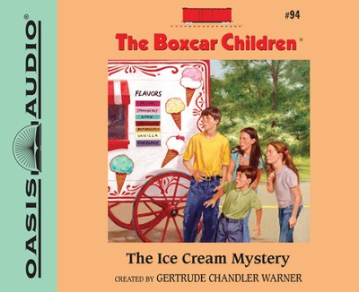 #94: The Ice Cream Mystery Unabridged Audiobook on CD  -     Narrated By: Aimee Lilly     By: Gertrude Chandler Warner