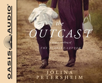 The Outcast Unabridged Audiobook on CD  -     Narrated By: Tavia Gilbert     By: Jolina Petersheim