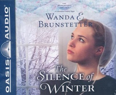 #2: The Silence of Winter Unabridged Audiobook on CD  -     Narrated By: Heather Henderson     By: Wanda E. Brunstetter