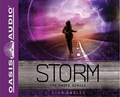 Storm Unabridged Audiobook on CD  -     By: Evan Angler
