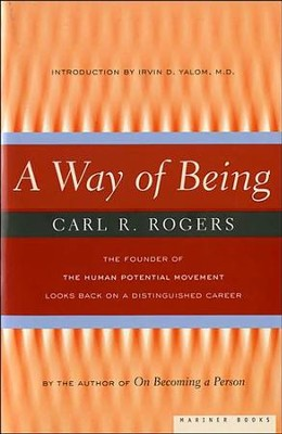 A Way of Being   -     By: Carl R. Rogers, Arvin Yalom, Irvin D. Yalom