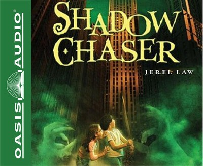 Shadow Chaser Unabridged Audiobook on CD  -     By: Jerel Law
