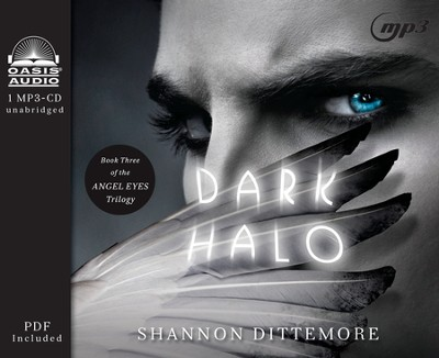 #3: Dark Halo Unabridged Audiobook on MP3-CD   -     By: Shannon Dittemore