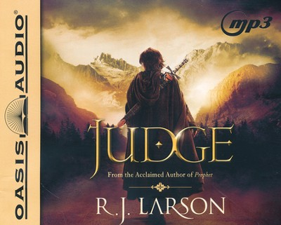 #2: Judge Unabridged Audiobook on MP3-CD   -     By: R.J. Larson & Brooke Sanford Heldman (Narrator)