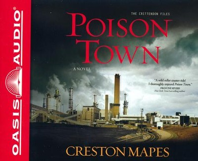 Poison Town - unabridged audiobook on CD  -     By: Creston Mapes