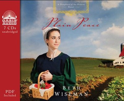 Plain Peace - unabridged audiobook on CD  -     Narrated By: Renee Ertl     By: Beth Wiseman
