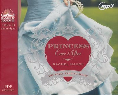 #2: Princess Ever After - unabridged audiobook on MP3-CD  -     By: Rachel Macy Hauck