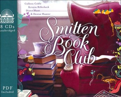Smitten Book Club: unabridged audiobook on CD  -     By: Colleen Coble, Kristin Billerbeck, Denise Hunter