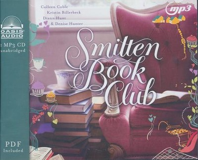 Smitten Book Club: unabridged audiobook on MP3-CD  -     By: Colleen Coble, Kristin Billerbeck, Denise Hunter