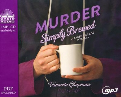 Murder Simply Brewed - unabridged audiobook on MP3-CD  -     By: Vanetta Chapman