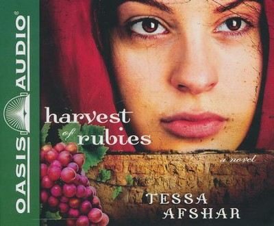 Harvest of Rubies - unabridged audiobook on CD  -     Narrated By: Laural Merlington     By: Tessa Afshar