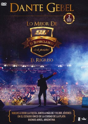 Lo Mejor de El Superclásico de la Juventud: El Regreso  (The Best of the Super Classic for the Youth: The Return) DVD  -     By: Dante Gebel