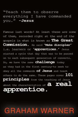 A Real Disciple  -     By: Graham Warner