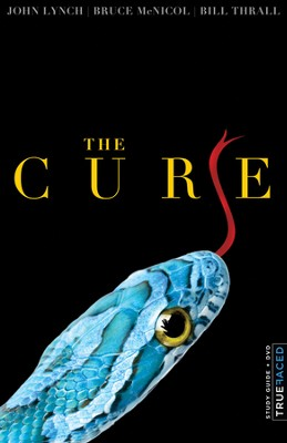 The Cure Study Guide & DVD - Slightly Imperfect  -     By: Bill Thrall, Bruce McNicol, John Lynch