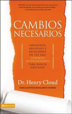 Cambios Necesarios  (Necessary Endings) - Slightly Imperfect  -     By: Dr. Henry Cloud