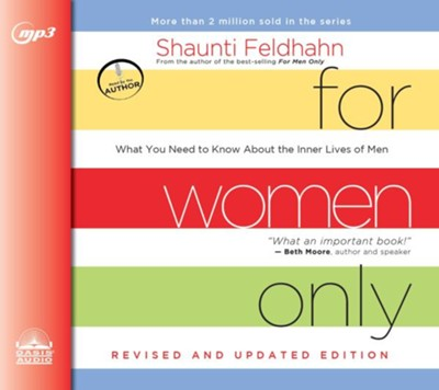 For Women Only, Revised and Updated Edition - unabridged audio book on MP3-CD  -     By: Shaunti Feldhahn