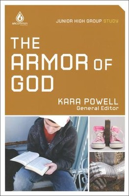 Armor of God: Junior High Group Study  -     By: Kara Powell