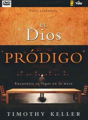 El Dios Pródigo  (The Prodigal God), DVD  -     By: Timothy Keller