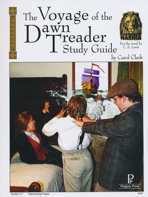 The Voyage of the Dawn Treader Study Guide  -     By: Carol Clark
