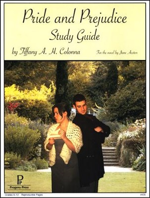 Pride and Prejudice Study Guide  -     By: Tiffany A.H. Colonna
