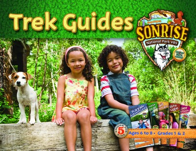 Trek Guides - Grades 1 & 2 (Enough for 5 kids)   -