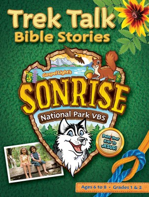 Trek Talk Bible Stories - Grades 1 & 2   -